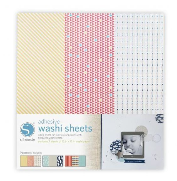 Jalino.ch - Silhouette Washi- Papier