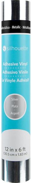 Jalino.ch - Silhouette Metallic Vinyl silber 30.5cm