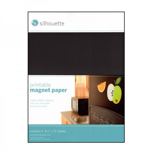 Jasando.ch - Silhouette Magnet-Papier-bedruckbar