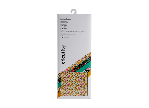 Jalino.ch - Cricut Joy Bastelpapier Set by Design