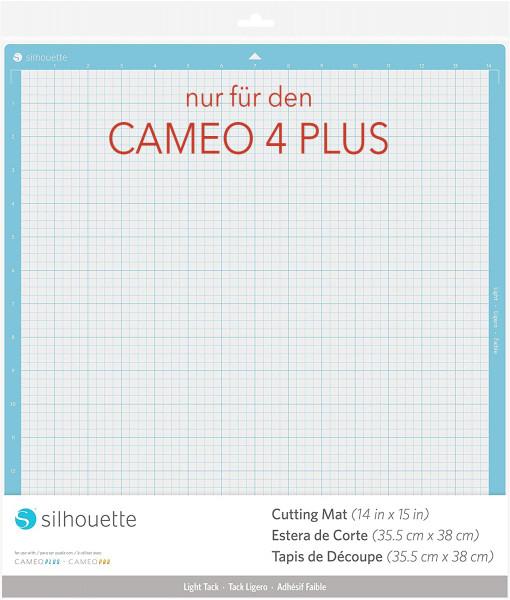 """Jalino.ch - Silhouette Schneideunterlage 15"""", leichte Haftung für Silhouette CAMEO4 Plus"""