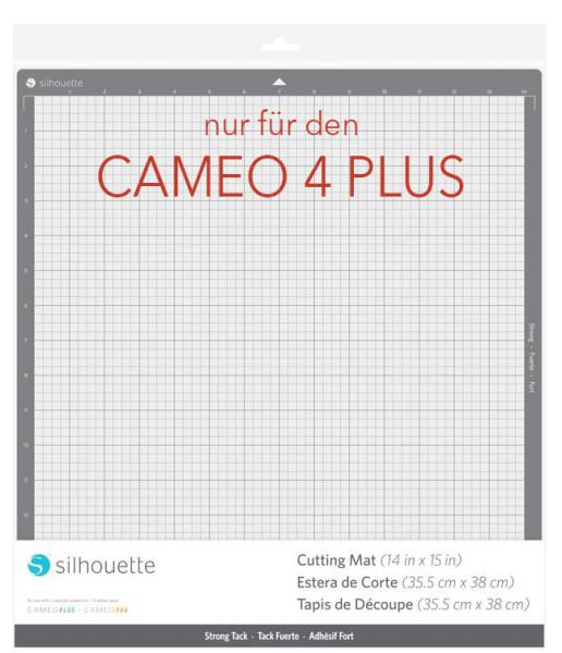 """Jalino.ch - Silhouette Schneideunterlage 15"""", starke Haftung für Silhouette CAMEO4 Plus"""