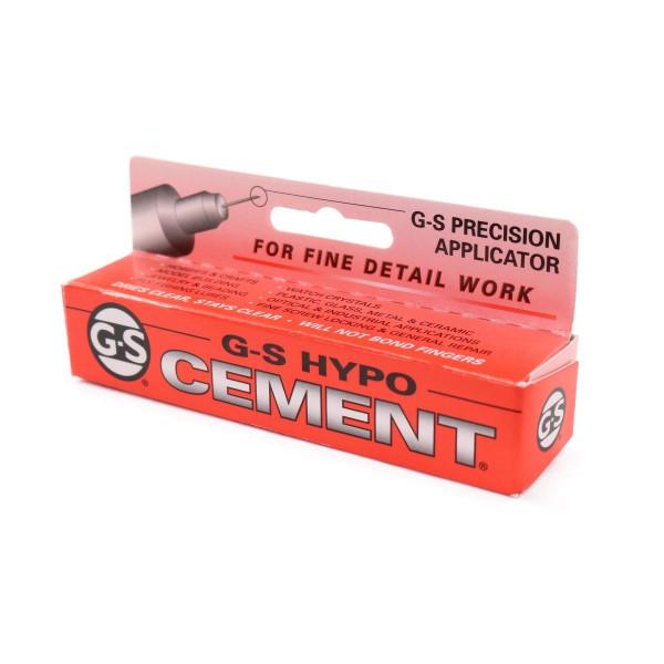 G-S Hypo Cement, Schmuckkleber