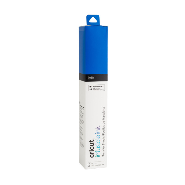 Jalino.ch - Infusible Ink Transferbogen blau