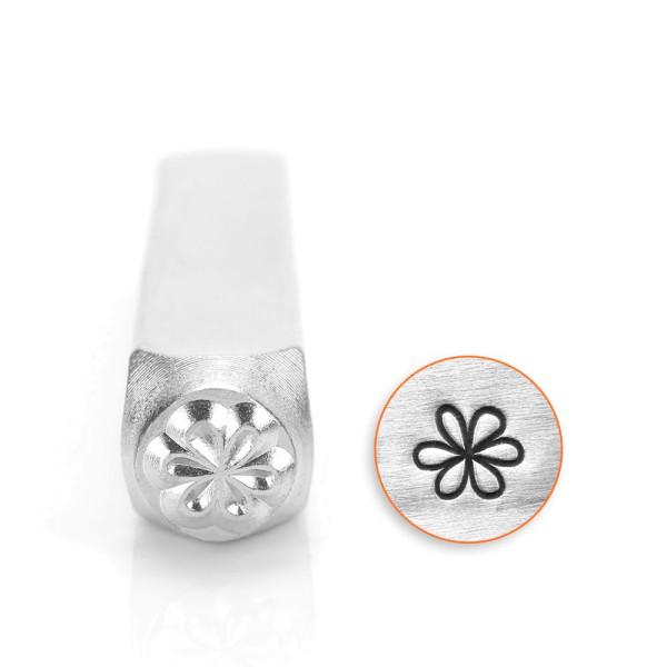 Jalino.ch - Stempeldesign Motiv Blume gross 6mm