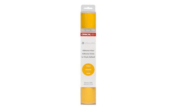 Jalino.ch - Silhouette Vinylfolie Oracal 651 gelb