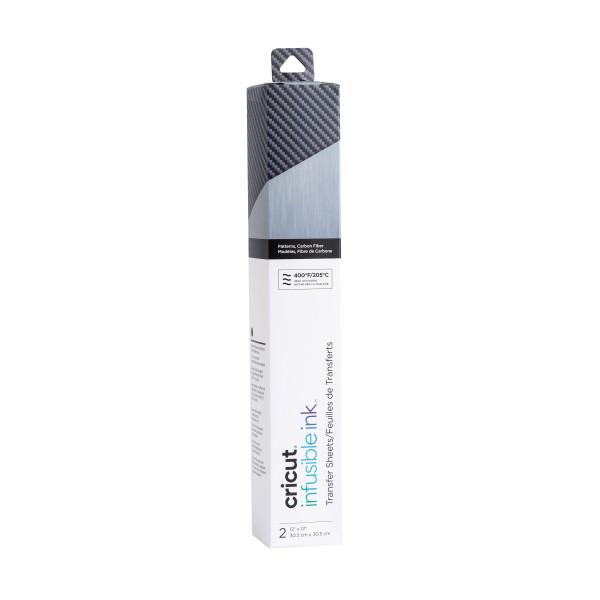 Jalino.ch - Infusible Ink Transferbogen carbon fiber