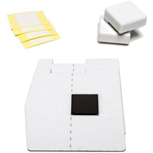 Jalino.ch - Stempelpapier 15 x 15mm