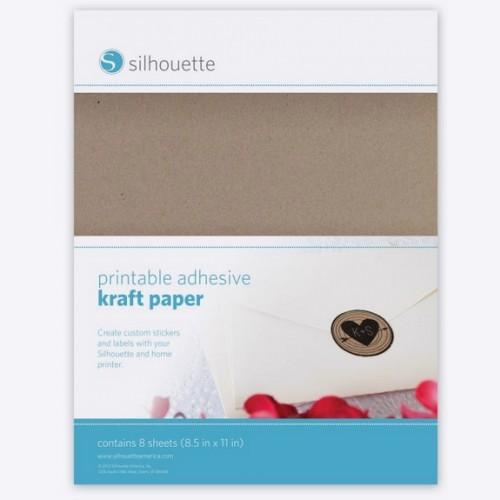 Jalino.ch - Silhouette bedruckbares Kraftpapier