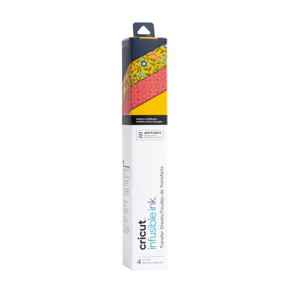 Jalino.ch - Infusible Ink Transferbogen wildflower