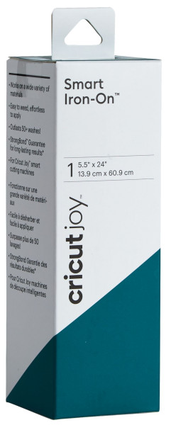 Jalino.ch - Cricut Joy Smart Iron-On Flexfolie tuerkis