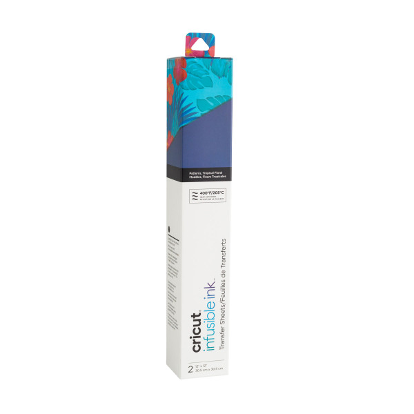 Jalino.ch - Infusible Ink Transferbogen tropical floral