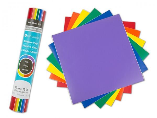Jalino.ch - Vinyl Musterpack Basic
