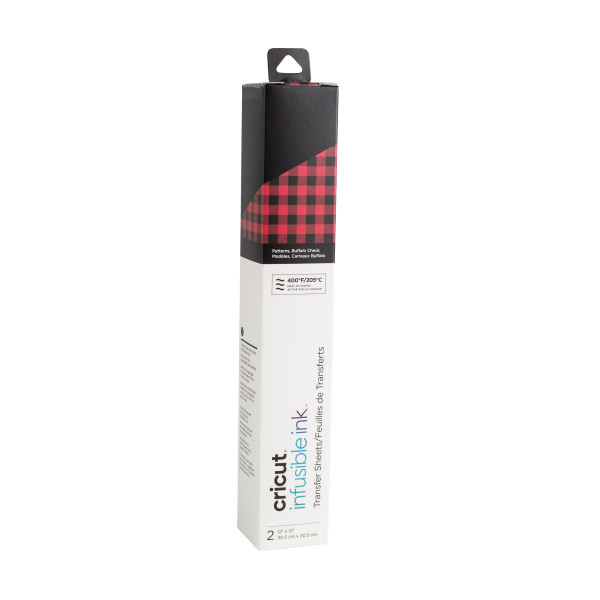 Jalino.ch - Infusible Ink Transferbogen buffalo check