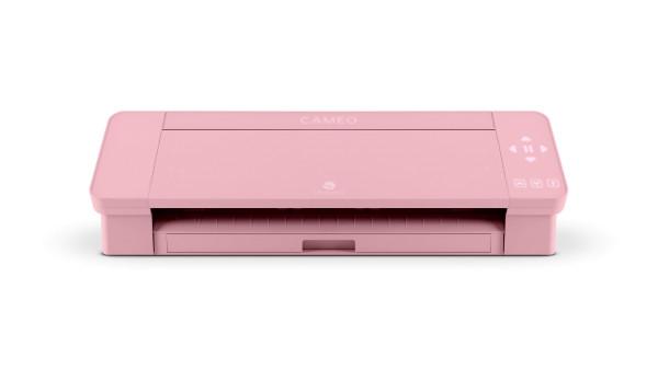 "Jalino.ch - Silhouette Schneideplotter CAMEO®4 12"" rosa"