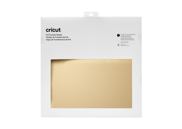 Jalino.ch - Cricut Folientransferfolien gold