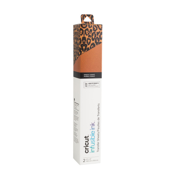 Jalino.ch - Infusible Ink Transferbogen, Leopard