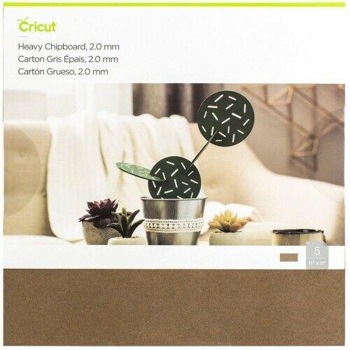 Jalino.ch - Cricut® Spanplatte 2.0 (Cricut® Heavy Chipboard 2.0)