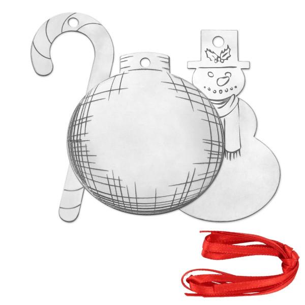 Jalino.ch - ImpressArt Weihnachtsornamente Set