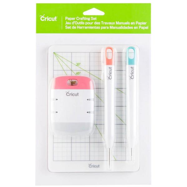Jalino.ch - Cricut Papierwerkzeugset (Paper Crafting Set)